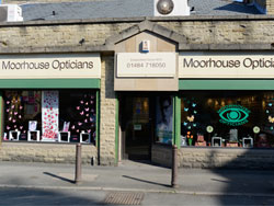 510141f194d5 Moorhouse Opticians is a third-generation family business